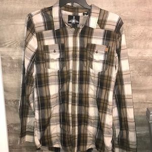 mens button up shirt NWT